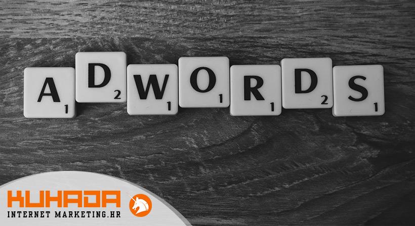Kako poboljšati vaše rezultate koristeći Google AdWords?