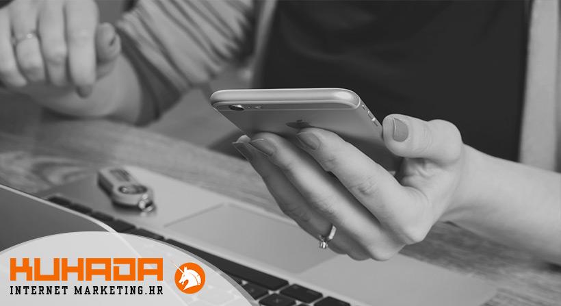 Kako vam web stranica prilagođena mobitelima može donijeti više kupaca